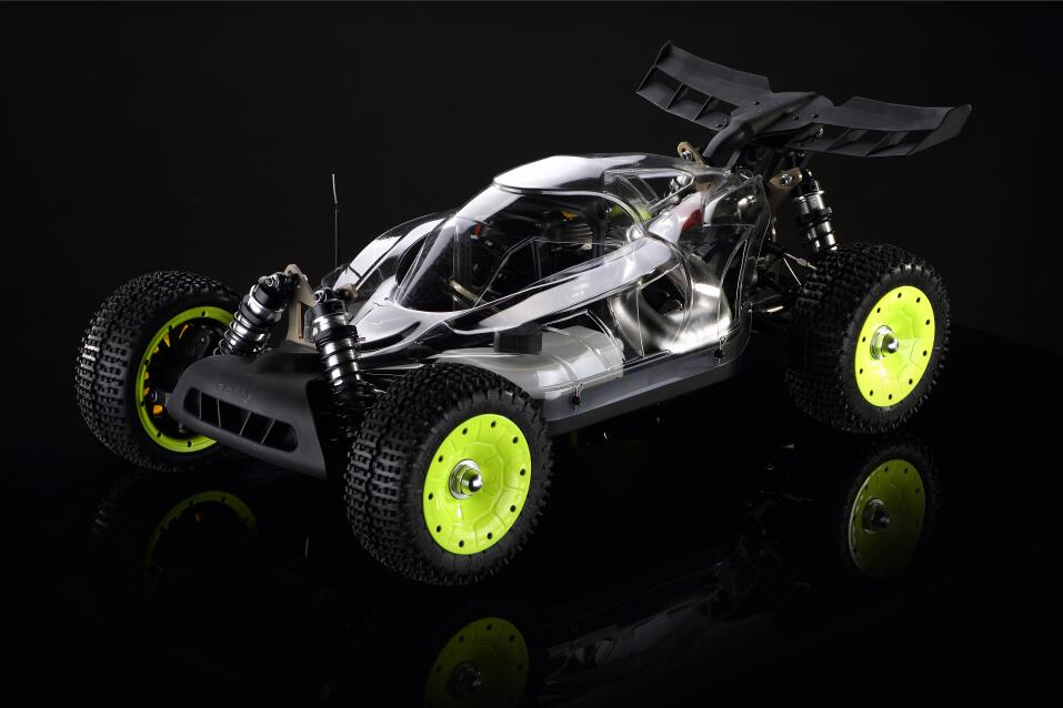 30°N Bwsracing 1/5 Gas Powered Rc Car BWS-5B